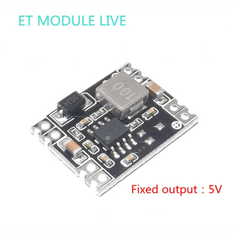 1 pcs 2016 NEW Ultra-Small Size DC-DC Step Down Power Supply Module 3A output 24V 12V to 5 V Buck Converter for Arduino
