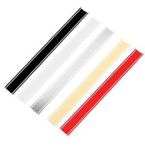 1 Piece Motorcycle DIY Tank Fairing Cowl Vinyl Stripe Pinstripe Decal Sticker For Cafe Racer 50 x 4.5 cm