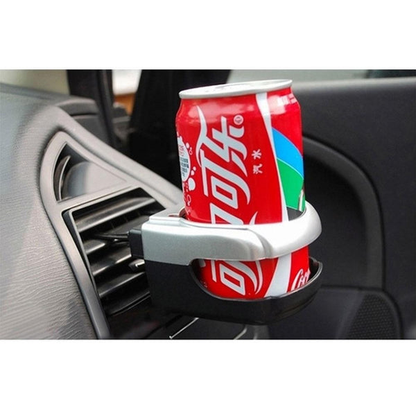 1 X Universal ABS Car Cup Holder Car Interior Organizer Folding Beverage Water Drink Bottle Cup Holder Stand Car Accessorries