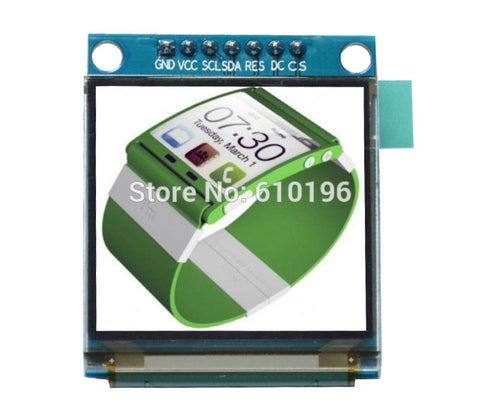 1.5 inch Colorful OLED Module SSD1331 128x128 Resolution for 51 STM32 Arduino