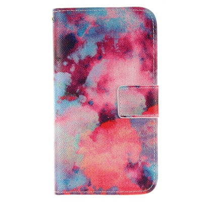 10 Fashion Patterns Flip Case for ASUS Zenfone 5 PU Leather + Silicon Wallet Cover for ASUS Zenfone 5 Case Coque Fundas Capa