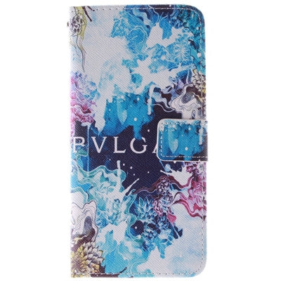 10 Fashion Patterns Flip Case for Apple iPhone 6S 6 PU Leather + Soft Silicon Wallet On Cover for iPhone 6 Case Coque Phone