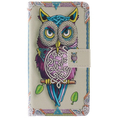 10 Fashion Patterns Flip Case for LG G3 PU Leather + Soft Silicon Luxury Wallet Stand Cover for LG G3 Case Coque Fundas Capa