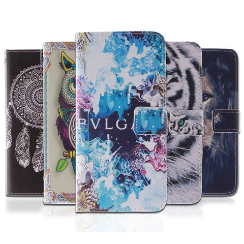 10 Fashion Patterns Flip Case for Samsung Galaxy J5 2016 PU Leather + Silicone Wallet Cover for Samsung J5 J510 Case Phone Coque