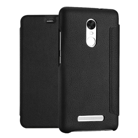 152mm Flip Leather Case For Xiaomi Redmi Note 3 Pro Prime Special Edition Phone Back Cover Case for Redmi Note 3 3i Pro SE Coque