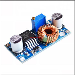 1PC 5A Max DC-DC XL4005 Step Down Adjustable Power Supply Module LED Lithium Charger board