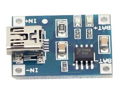 1PCS TP4056 5V Mini USB 1A Lithium Battery Charging Board Charger Module