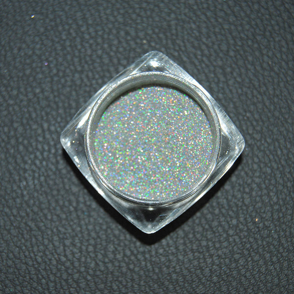 1g box Holographic Powder Unicorn Powder Hologram Mica Powder Rainbow Pigment Rainbow Holographic Pigment Duochrome powder