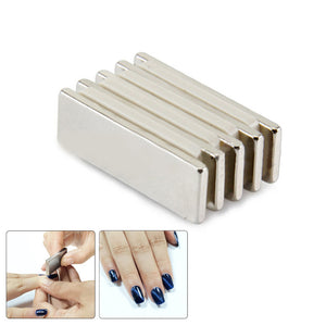 1Pc Cat Eye Strong Magnet Slice 3D Effect Magnetic Stick for UV Gel Polish Manicure Nail Art Tool
