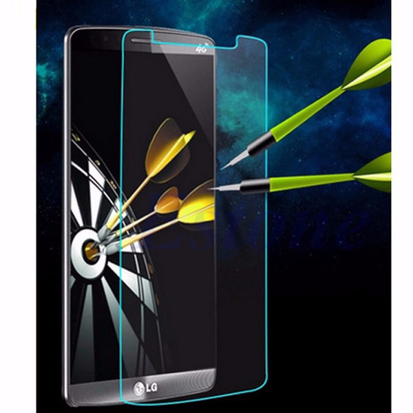 1pc For 9H Premium Ultra Slim Real Tempered Glass Screen Protector Film Guard For LG G4