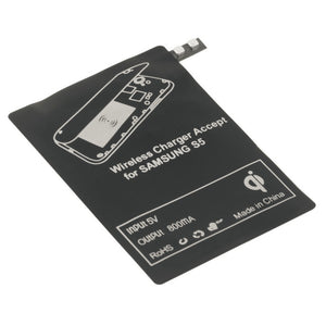 1pc New Qi Wireless Charger Charging Receiver Module Adapter for Samsung Galaxy S3 i9300 hot selling
