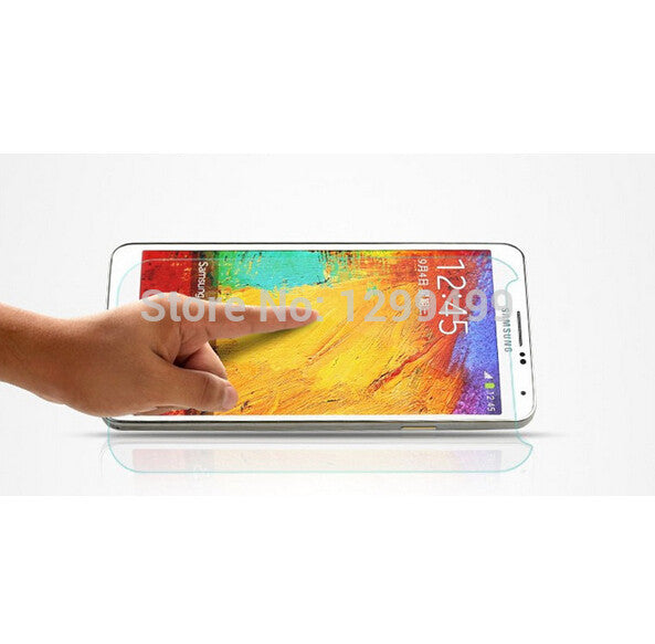 1pcs 0.3MM Premium Tempered Glass Screen Protector For Samsung Galaxy Note 3 Note3 N9000 Anti-scratch Anti-fingerprint