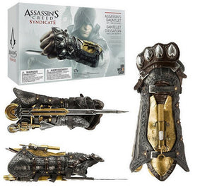 1pcs 6 generatioin ASSASSINS CREED Cosplay property sword pvc figure toy.