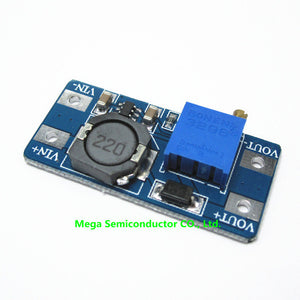 1pcs MT3608 2A Max DC-DC Step Up Power Module Booster Power Module For Arduino