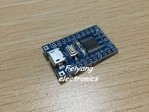 1pcs lot STM8S103F3P6 system board STM8S STM8 development board minimum core board