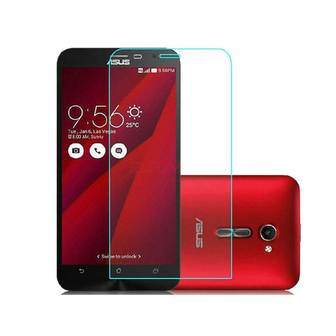 2.5D 9H Tempered Glass For Asus Zenfone Max ZC550KL 2 Laser C 4 5 Selfie GO ZE500KL ZE550KL ZD551KL ZE550ML Screen Protector