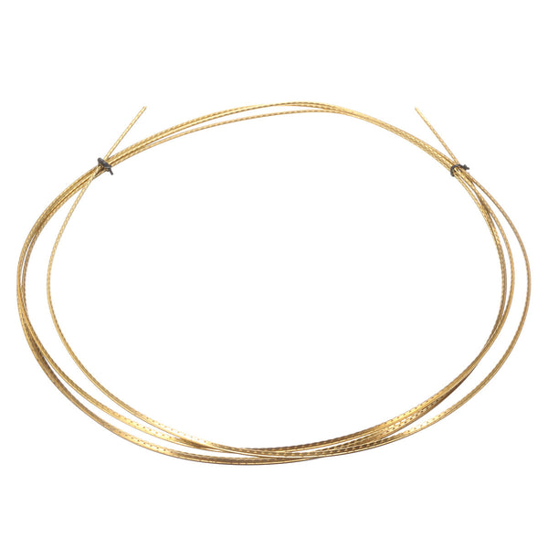 2.5M 8FT Acoustic Guitar Accessory Part 2.2mm Width Brass Fret Wire For Guitar