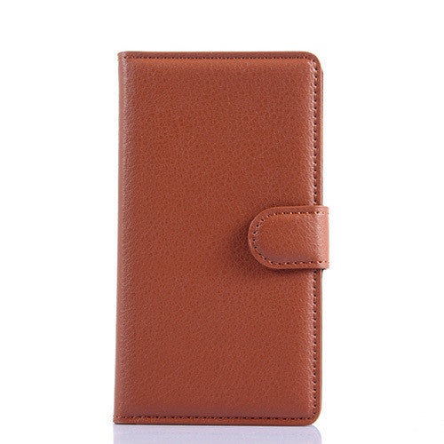 2015 New Arrival Wallet Style PU Leather Flip Cover Case For Microsoft Nokia Lumia 535 Cell Phone Case With Stand & Card Holder