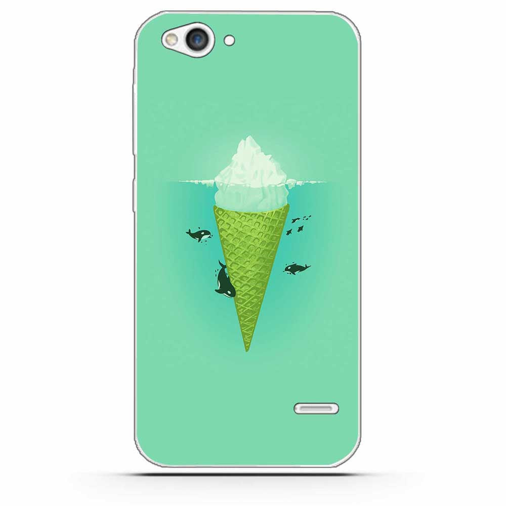 2016 For ZTE Blade S6 Case Luxury Drawing 3D Relief TPU Soft