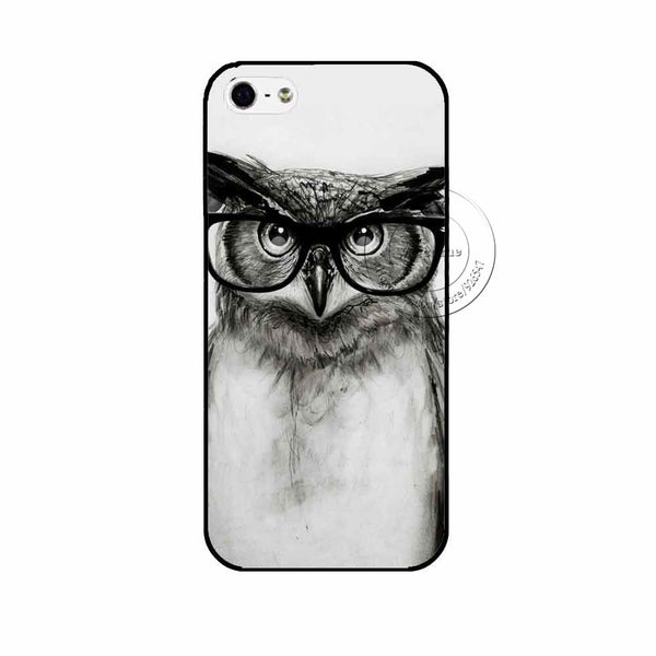 2016 Hot Sale New Arrive Promotion Personality Fantasy Animal Series Pictures Back Cover Case for Apple iPhone 4 4S 4G 5 5S SE