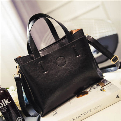 Dizhige Solid Pu Handbags Women T1513