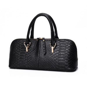 Dizhige Rivet Alligator Pu Handbags Women Zf187