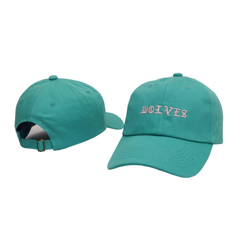 d312515ebe0dc ... 2016 New RARE Kanye West Know Yourself Baseball Cap Dad Hat Wolves  Snapback Caps God Pray ...