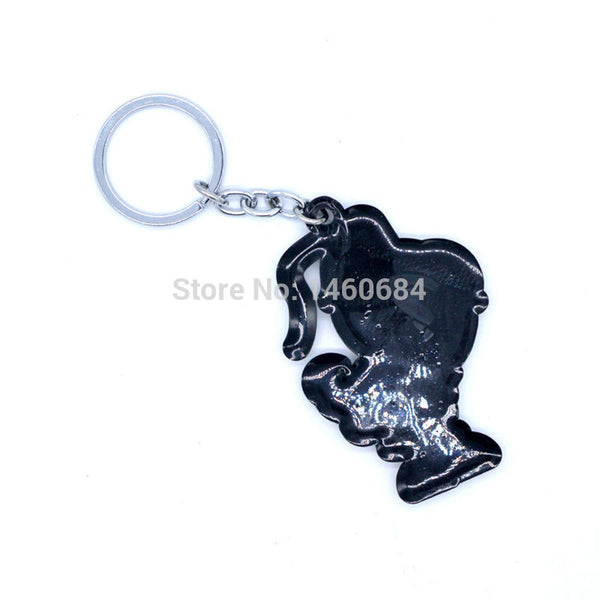 2016 Ant model Motorcycle Keychain Rubber Motorbike Keyring Keyfob Moto Fans Souvenirs For Marc Marquez 93