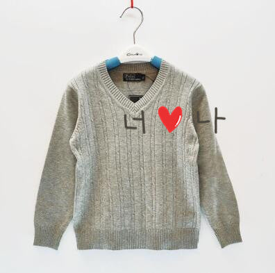f5db01724a11 2016 autumn and winter sweater Baby boy jumper horse warm coat ...