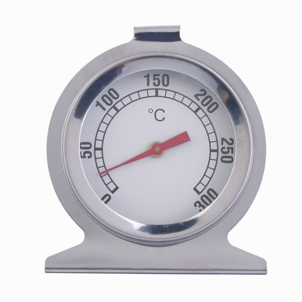 2016 Brand New Stainless Steel Oven Cooker Thermometer Temperature Gauge