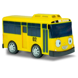 2016 Four colors tayo the little bus Scale model miniature bus mini plastic babies oyuncak tayo tayo bus for kids Christmas gift