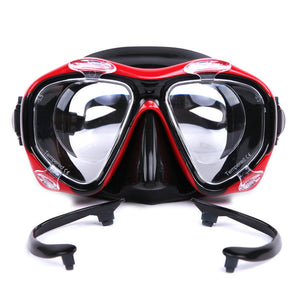 2016 hot sale Whale brand high quality scuba myopia and hyperopia lens diving mask goggles MK-2600 glasses