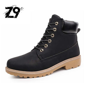 47b292b4 2016 men boots outdoors camel color winter keep warm with or without plush  lining nubuck upper