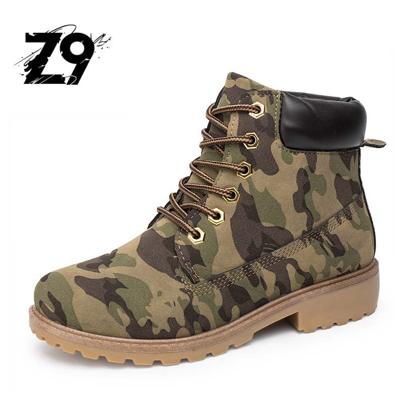 dccf2d97 ... 2016 men boots outdoors camel color winter keep warm with or without  plush lining nubuck upper ...