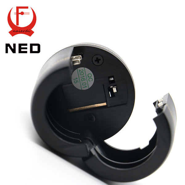 2016 NED Plastic Bottle Password Lock Combination Lock Wine Stopper Vacuum Plug Device Preservation For Furniture Hardware