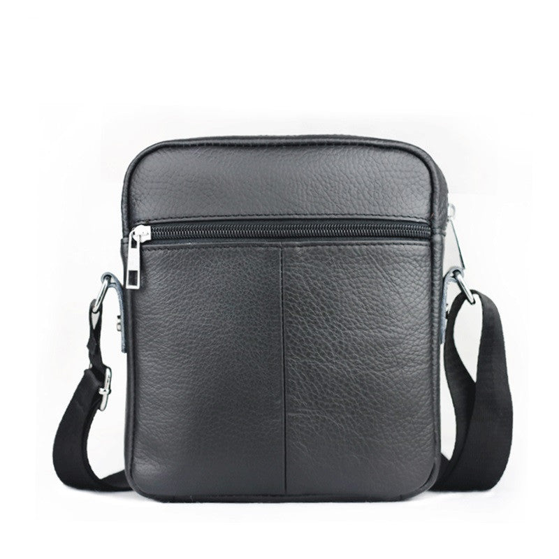 c089a45dfdb3 ... 2016 New Casual small men  39 s bag genuine leather brand men messenger  bags ...
