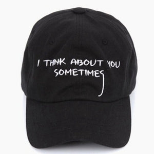 5ddafd1f541 2016 new fashion CASQUETTE GIANNI MORA SUMMER NOTE SNAPBACK POLO CAP IAN  CONNOR I THINK ABOUT