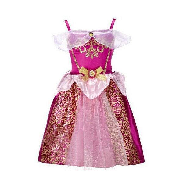 2016 New fashion Children Kids Cosplay Costume dresses Newest Cinderella Elsa Dresses Baby Girls fancy Princess Party Clothes