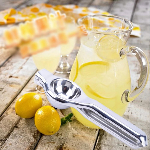 2016 New fashion Stainless Steel Hand press Lemon Squeezer Juicer Orange Citrus Press Juice Fruit Lime Kitchen&bar tools JJ0214