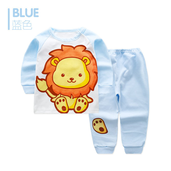 2017 Baby Boy Clothing Set Children Cartoon Rabbit Costume Baby Girl Outfits Toddler Girls Clothing Sets Boys Kids Clothes Suits