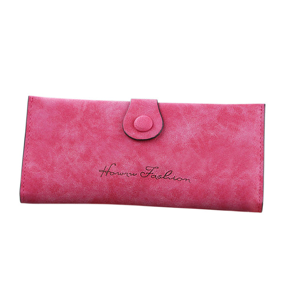 Mojoyce Solid Pu Wallet Women 89402
