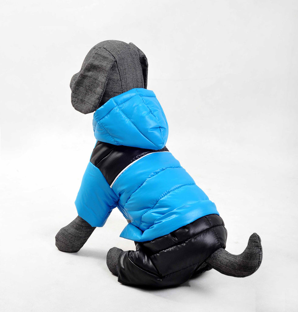 2017 High quality Dog Pet Clothes for Winter Super Warm six