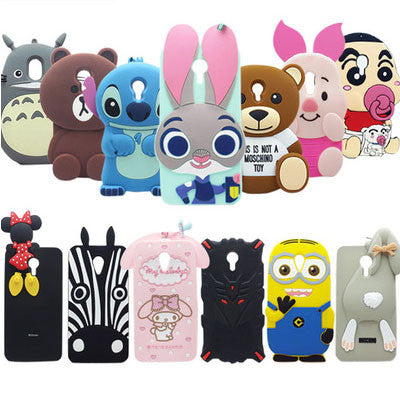 26 Types For Meizu m3 Note Case Lovely Cute 3D Cartoon Soft Silicon Cover For Meizu m3 Note Mobile Phone Cases Meizu Note 3 Case