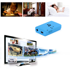 3.5mm bluetooth transmitter tv Mini Bluetooth Audio tv Transmitter A2DP Stereo Dongle for TV iPod Mp3 PC