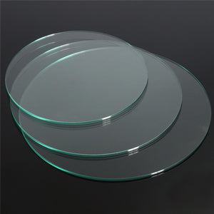 3D Printer Borosilicate Glass Round Build Plate 170mm 200mm 220mmx3mm For Heated Bed Prusa Mendel 3D Printer Parts