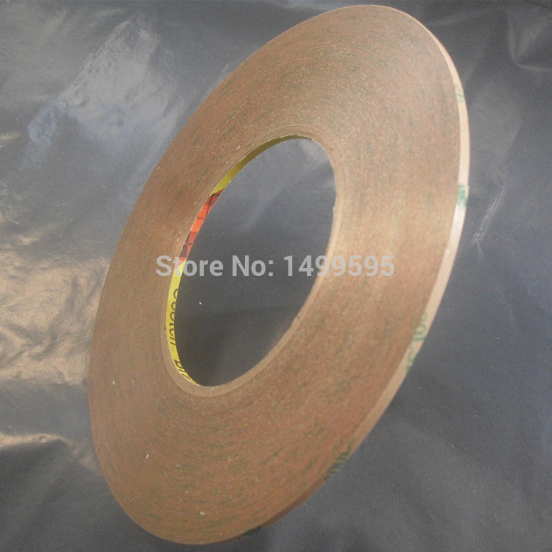 3M 9495LE #300LSE 2mm*55m Double-Sided Adhesive Tape Transparent For Repairing Cellphone Touch Screen Lcd Led Display