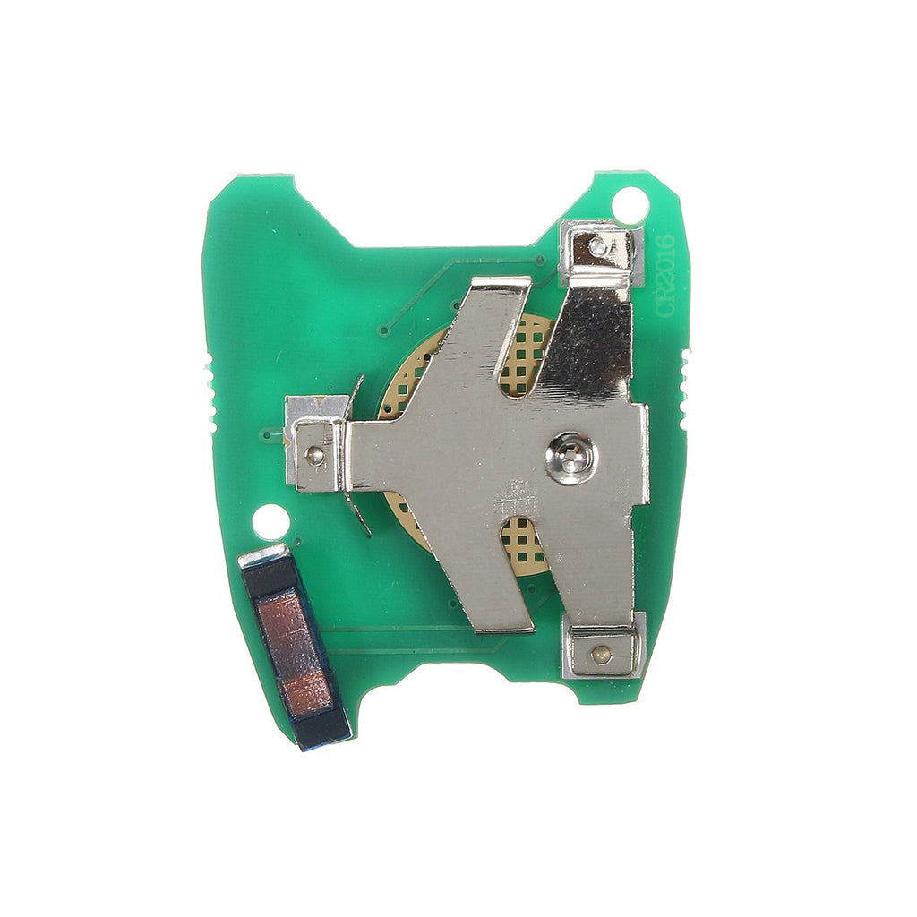 433mhz 2 Button Remote Key Fob Circuit Board For Peugeot 307 Citroen Transmitter 73373067c