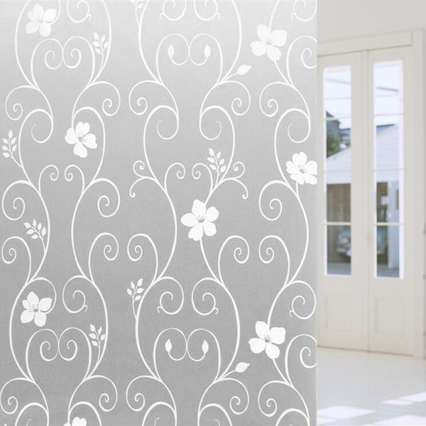 45*100cm Glass Film Frosted Opaque Glass Window Film Glass Stickers Home Decor Wallpaper