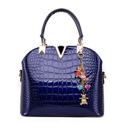 Dizhige Sequined Alligator Pu Handbags Women Xgdszbl804060