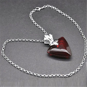 [PCMOS] Japanese Anime New Fate Stay Night Fate Zero Archer Master Tohsaka Rin Necklace Cosplay Props Toys 1093